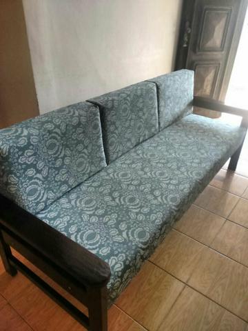 Mesa aparador dobravel chippendale e sofa cama bau vazlon brasil - Sofa para tres ...