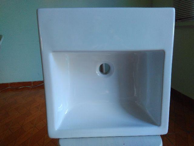 cuba de semi encaixe icasa nova  Vazlon Brasil -> Cuba Para Banheiro De Semi Encaixe Branca Icasa