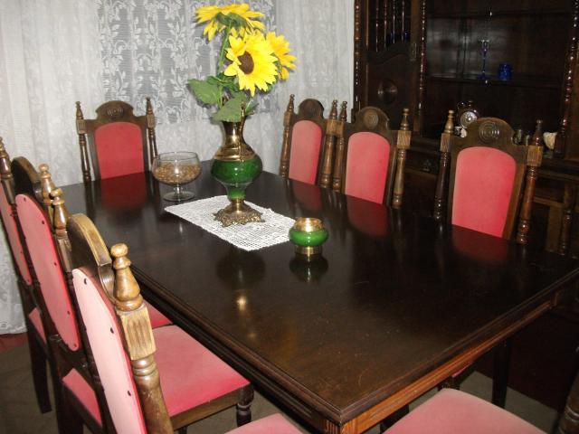 Sala De Jantar Usada Antiga ~ sala de jantar antiga sala de jantar antiga em madeira de imbuia otimo