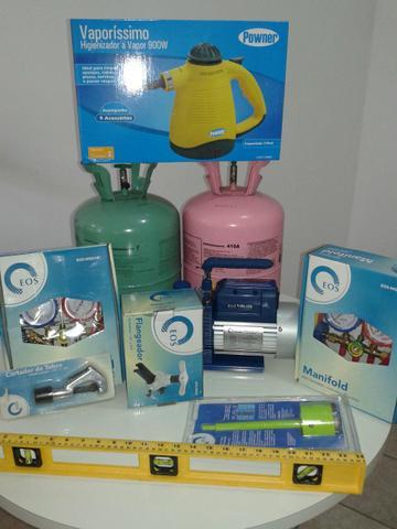 Kit ferramentas para ar condicionado