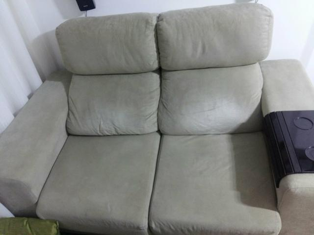 Sofa rinomato reclinavel e retratil ate 4 lugares vazlon for Sofa 03 lugares retratil e reclinavel