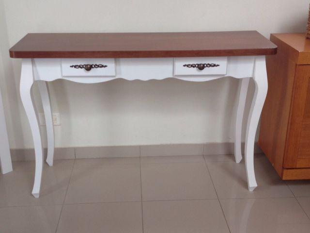 Armario Que Plancha Y Dobla ~ aparador branco em madeira com tampo de vidro Vazlon Brasil