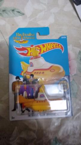Hot Wheels The Beatles Yellow Submarine Série