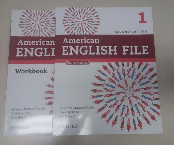 livro american english file multipack 1a | Vazlon Brasil
