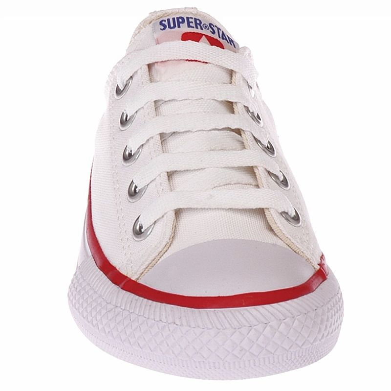 Tenis feminino all star converse branco marca superstar