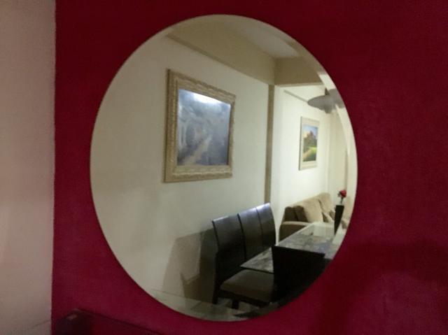 Adesivo Para Geladeira Mercado Livre ~ espelho de chao montado de madeira Vazlon Brasil