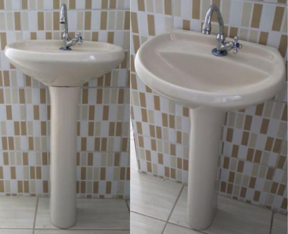 torneira para banheiro  Vazlon Brasil -> Pia Para Banheiro Celite