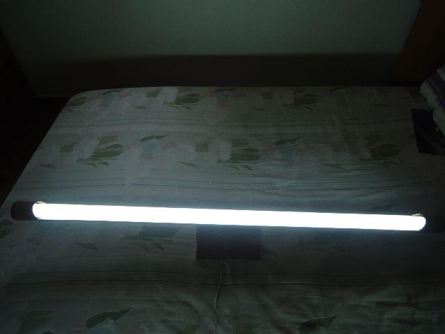 Luminaria com lampada fluorescente vazlon brasil - Luminaria fluorescente estanca ...