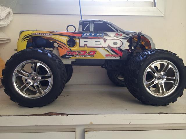 traxxas mini e revo manual