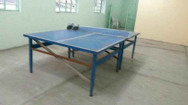Mesa de ping pongtenis de mesa r vazlon brasil for Mesa de ping pong usada