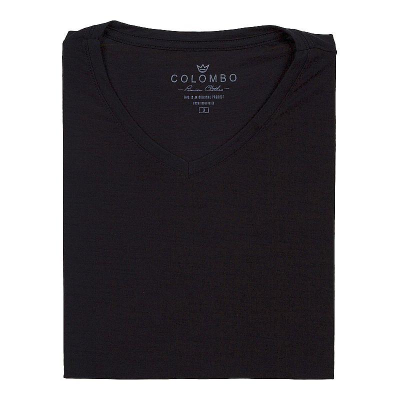 camisa social masculina lisa camisaria colombo   OFERTAS    e7fe5187f23
