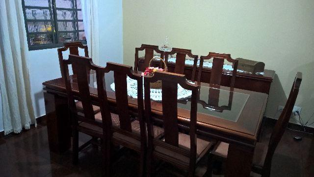 Jogo De Sala De Jantar Em Promocao ~ jogo sala de jantar 8 lugares c balcão em mogno jogo de sala de