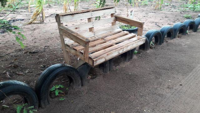 banco de jardim medidas : banco de jardim medidas:banco de pallet para jardim banco de pallet de madeira para jardim