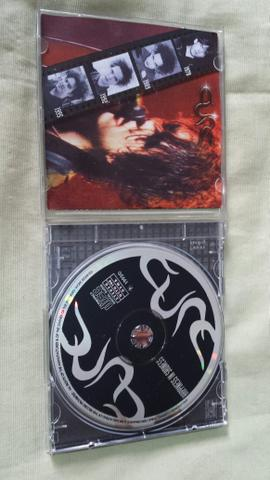 Vendo CD The Cure Hapness Sadness original importado alemão