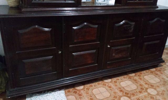 Armario Mdf Provençal ~ armario tipo arca de madeira com quatro portas e Vazlon Brasil