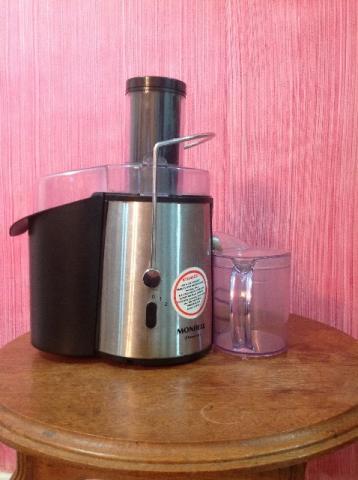 Centrifuga Slow Juicer Sj01 Mondial : mondial premium juicer vazlon Brasil