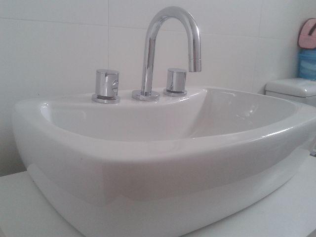 cuba externa para banheiro deca  Vazlon Brasil -> Cuba Banheiro Misturador