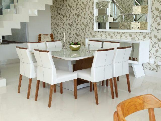 Sala De Jantar Fabrica ~ sala de jantar mesa de jantar medi da 1 50×1 50×0 76 acabamento laca