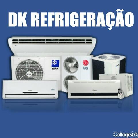 Dk refrigeração