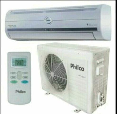 Controle ar condicionado philco