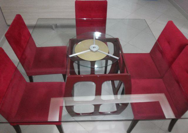 Jogo De Sala De Jantar Em Curitiba ~  sala de jantar jogo de jantar em linda mesa e cadeiras para sala de