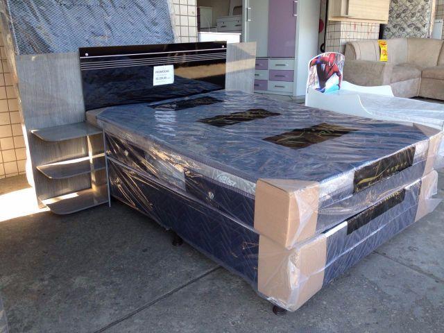 Cama box mola promocao vazlon brasil for Cama grande