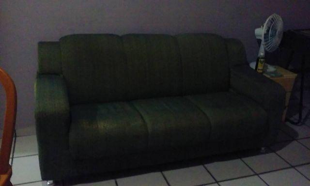 2 sofas usados muito barato recife vazlon brasil - Sofas baratos usados ...