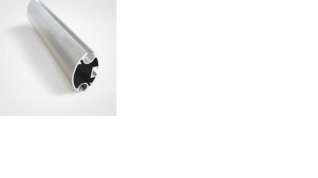 Calandra para tubos redondos barras de aco aluminio for Tubos de aluminio para toldos