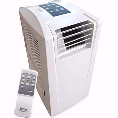 Ar condicionado 110v controle remoto