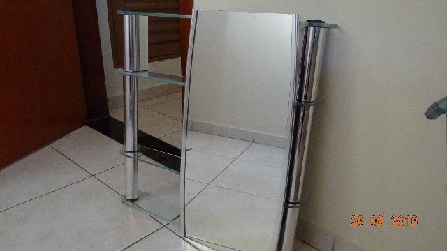 lavabo de vidro cris mold r  Vazlon Brasil -> Pia Banheiro Cris Metal