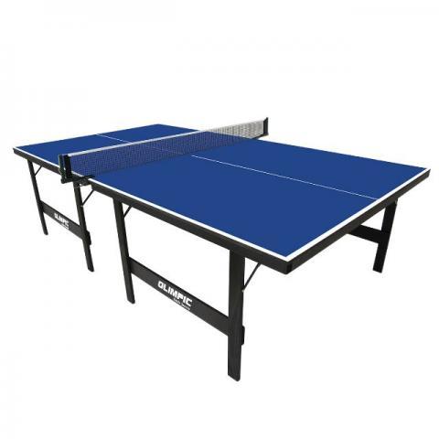 Mesa de ping pong speedo com pernas dobraveis sem vazlon for Mesa ping pong carrefour