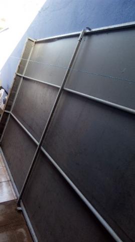 Garagem cobertura sombrite tela lona toldo vazlon brasil for Lona de toldo por metros