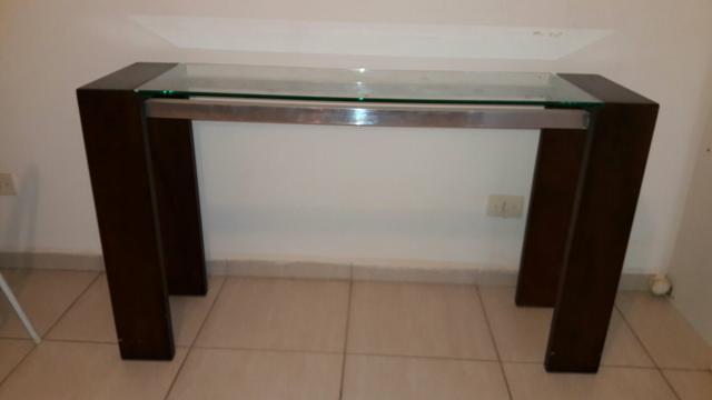 Artesanato Com Garrafa Pet Passo A Passo Facil ~ aparador com tampo de vidro thonart preco e verdadeira Vazlon Brasil