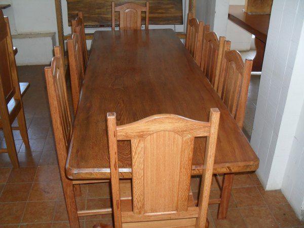Jogo De Sala De Jantar Em Madeira ~ jogo de mesa para sala de jantar em angelin pedra mesa para sala de