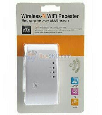 Repetidor de sinal wireless