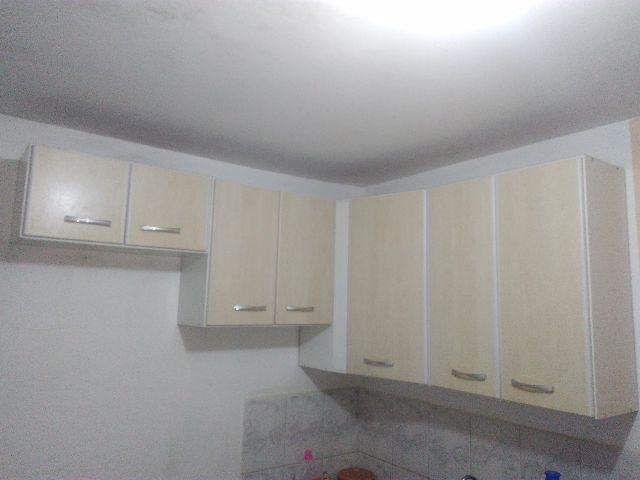 Aparador Zapatero Ikea ~ conjunto armario de cozinha com 3 modulos Vazlon Brasil