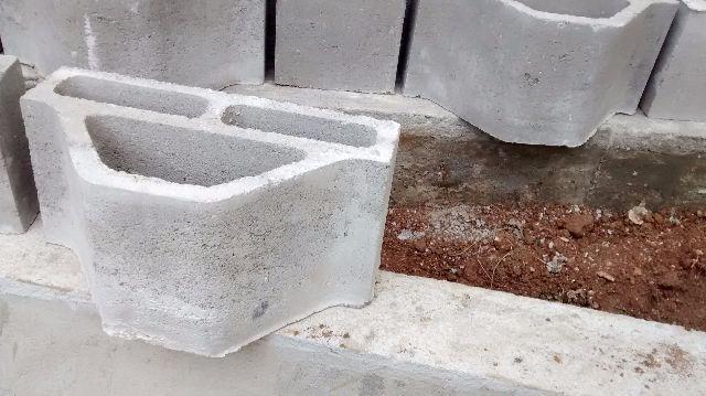 bloco de concreto para jardim vertical neorex modelo 60me ...