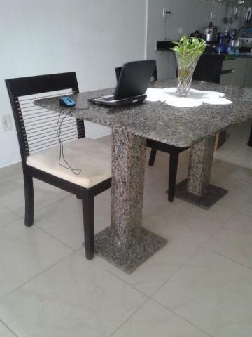 Mesa granito 20x10 com duas colunas vazlon brasil - Mesa de granito ...