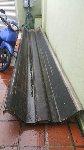 Telha canaletão 6 metros