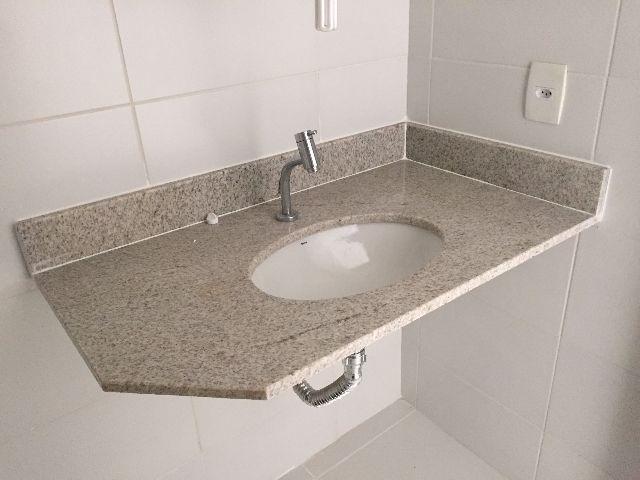 conjunto para bancada de banheiro  Vazlon Brasil -> Pia Banheiro Profundidade