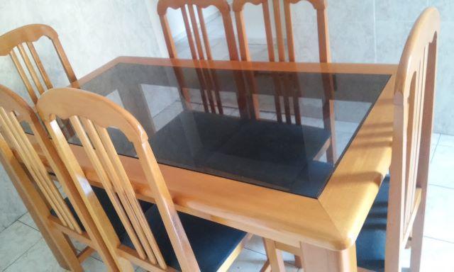 Jogo De Sala De Jantar ~ jogo de sala de jantar jogo de sala de jantar em madeira maciça