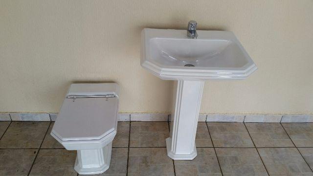 vaso de vidro jogo de galhos brancos  Vazlon Brasil -> Jogo De Banheiro Pia E Vaso