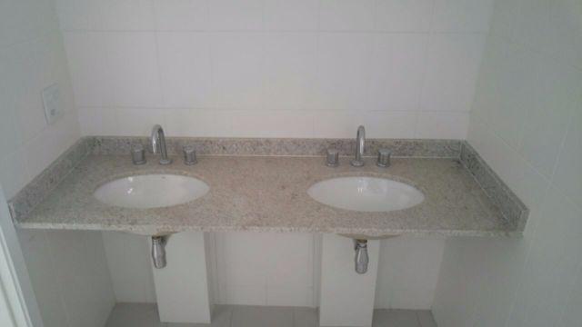 2 pias para banheiro com misturador icasa e deca 1  Vazlon Brasil -> Cuba Para Banheiro Dupla