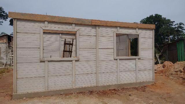 Construcao casas pre moldado de 45 m2 vazlon brasil for Casas de cemento
