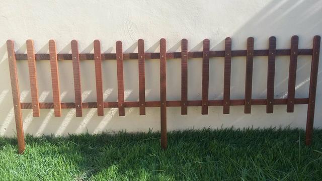 cerca para jardim alta : cerca para jardim alta:cerca ripada para jardim cerca para jardim em madeira massaranduba