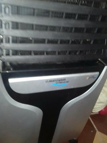 Climatizador electrolux cl07r