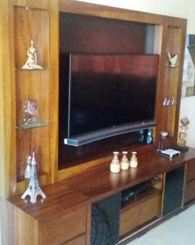 Hack de madeira em otimo estado por vazlon brasil - Television pequena plana ...