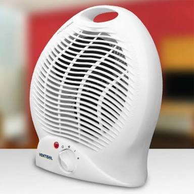 Aquecedor doméstico ventisol