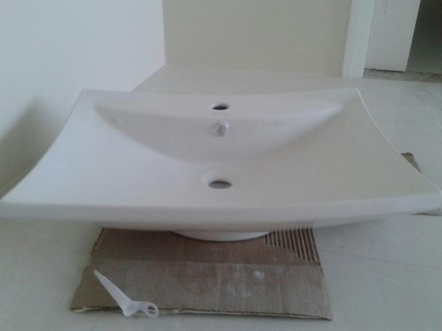 cuba de apoio vicenza eternit  Vazlon Brasil -> Cuba De Sobrepor Para Banheiro Eternit Seattle