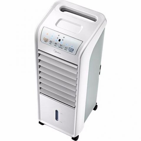 Climatizador midea controle remoto
